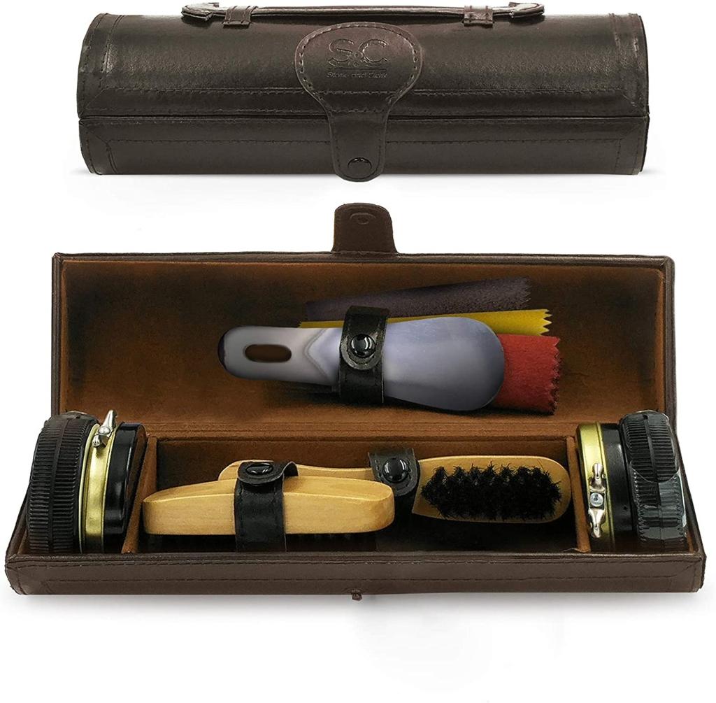 Stone & Clark Shoe Care Kit