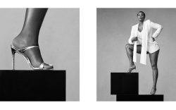 Serena Williams, Stuart Weitzman campaign