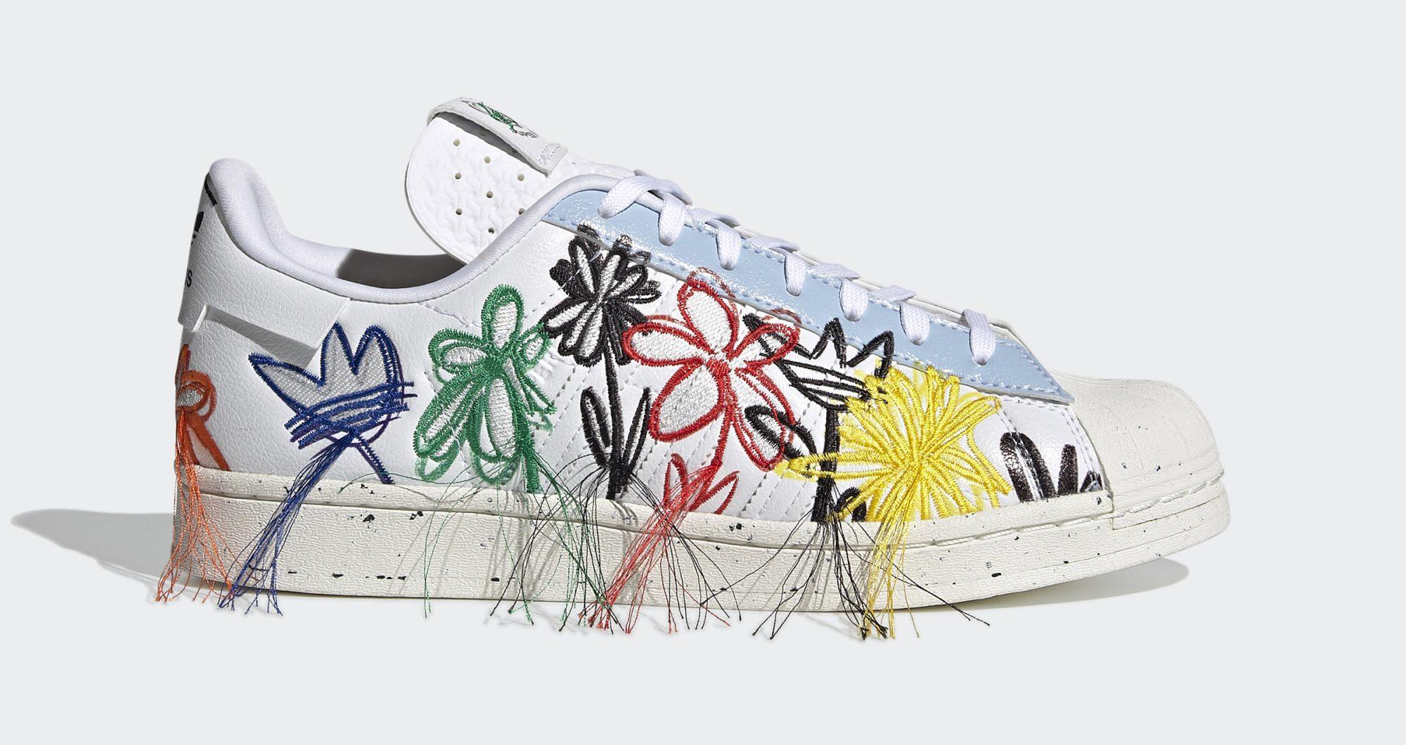 Adidas SuperEarth Superstar Release