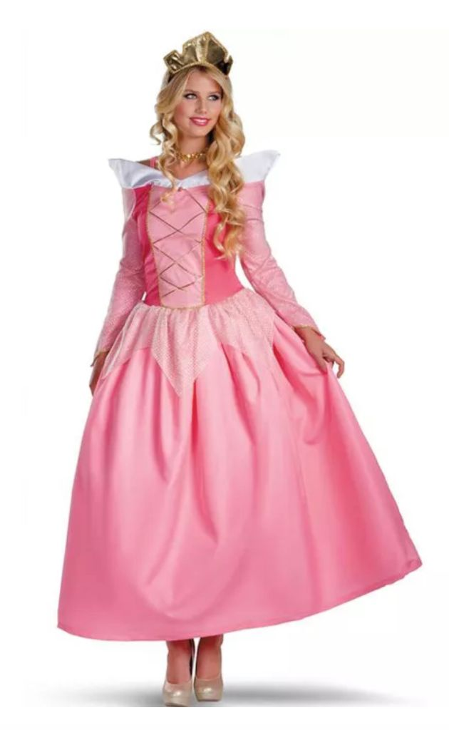 disney costume, princess costume adult, adult costume, adult disney princess costume, disney cosplay, cosplay, sleeping beauty, sleeping beauty cosplay