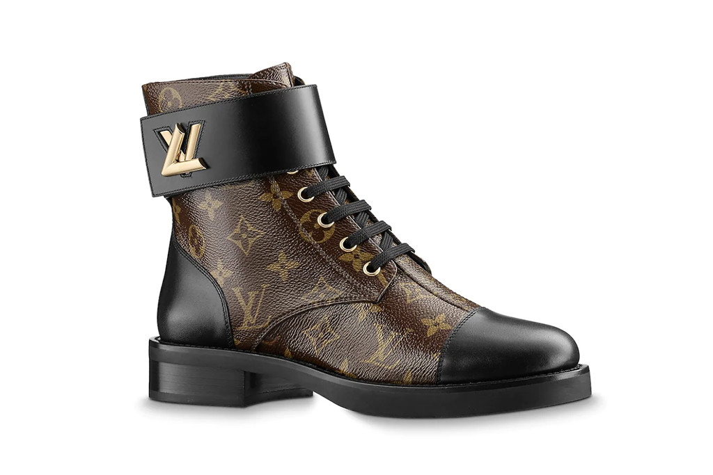 louis vuitton shoes, most popular louis vuitton shoes, louis vuitton combat boots