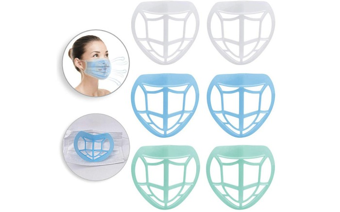 face mask brackets, amazon face mask brackets, face mask accessories