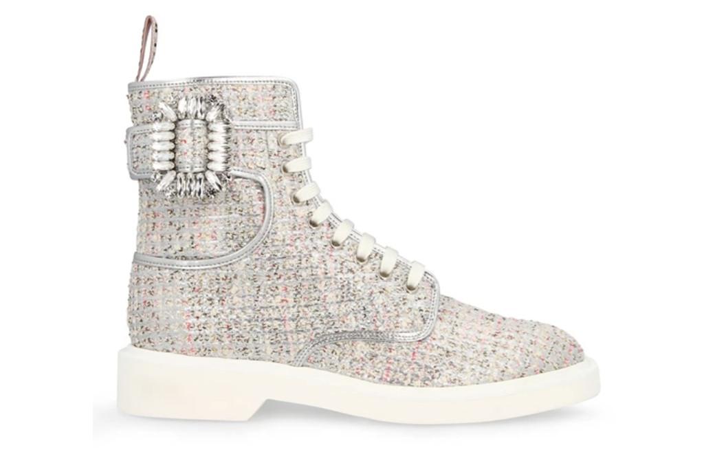 roger vivier, roger vivier olivia palermo shoes, roger vivier boots