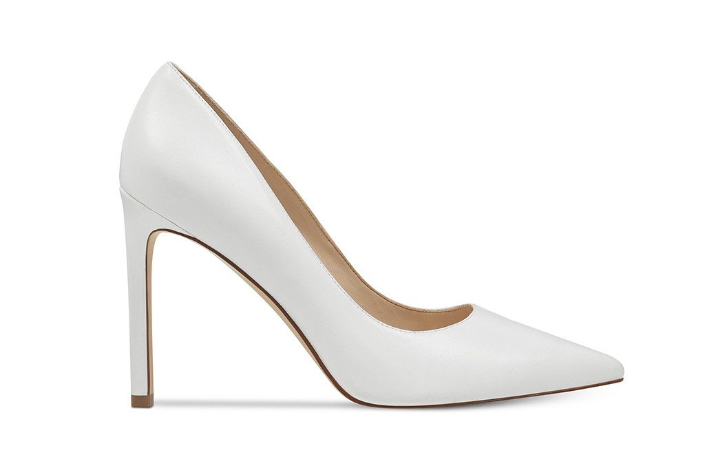aldo white pump, amazon, white pumps