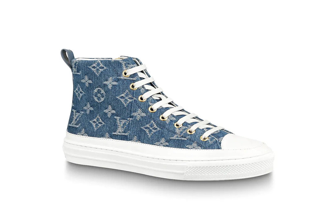 louis vuitton sneaker, louis vuitton high top, most popular louis vuitton sneaker