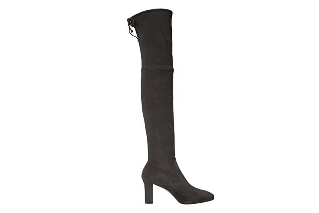 bloomingdales, knee high boots, black boots
