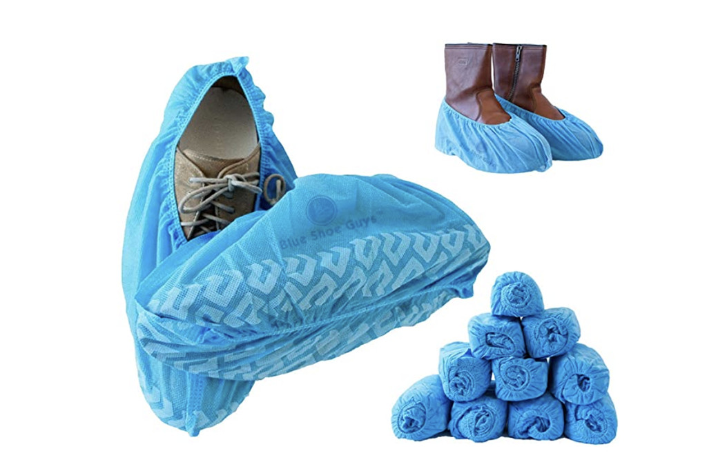 shoe covers, disposable shoe covers, amazon shoe covers