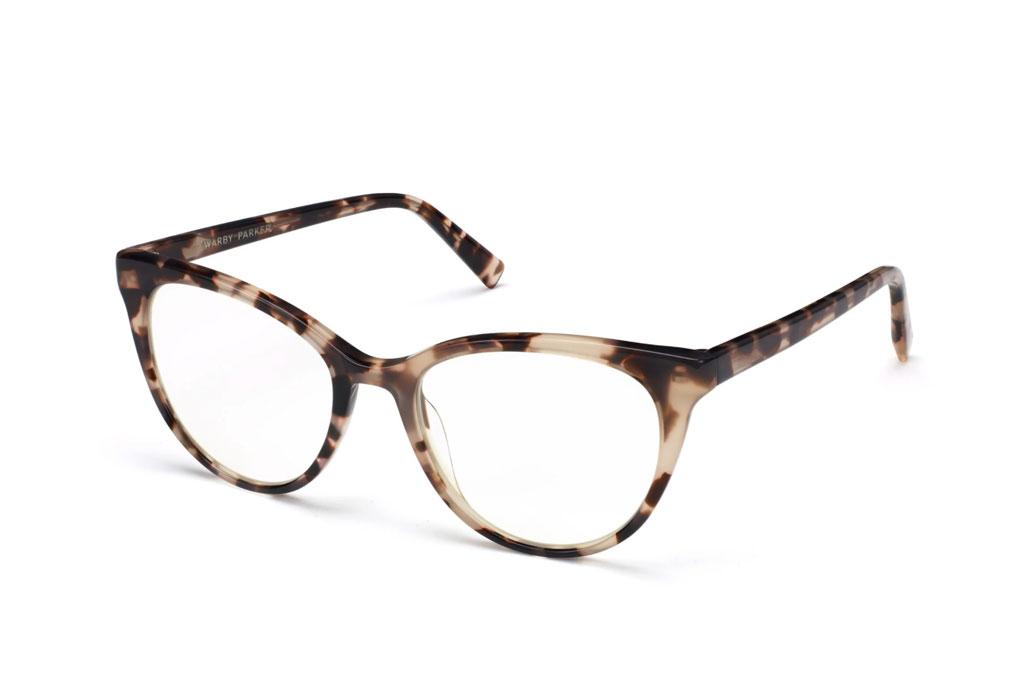 Warby Parker, Blue Light GlassesHaley, Opal, Tortoise