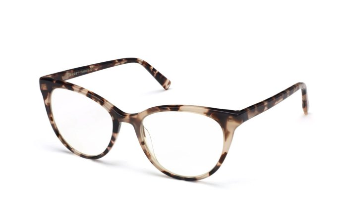 Warby Parker, Blue Light GlassesHaley, Opal, Tortoise