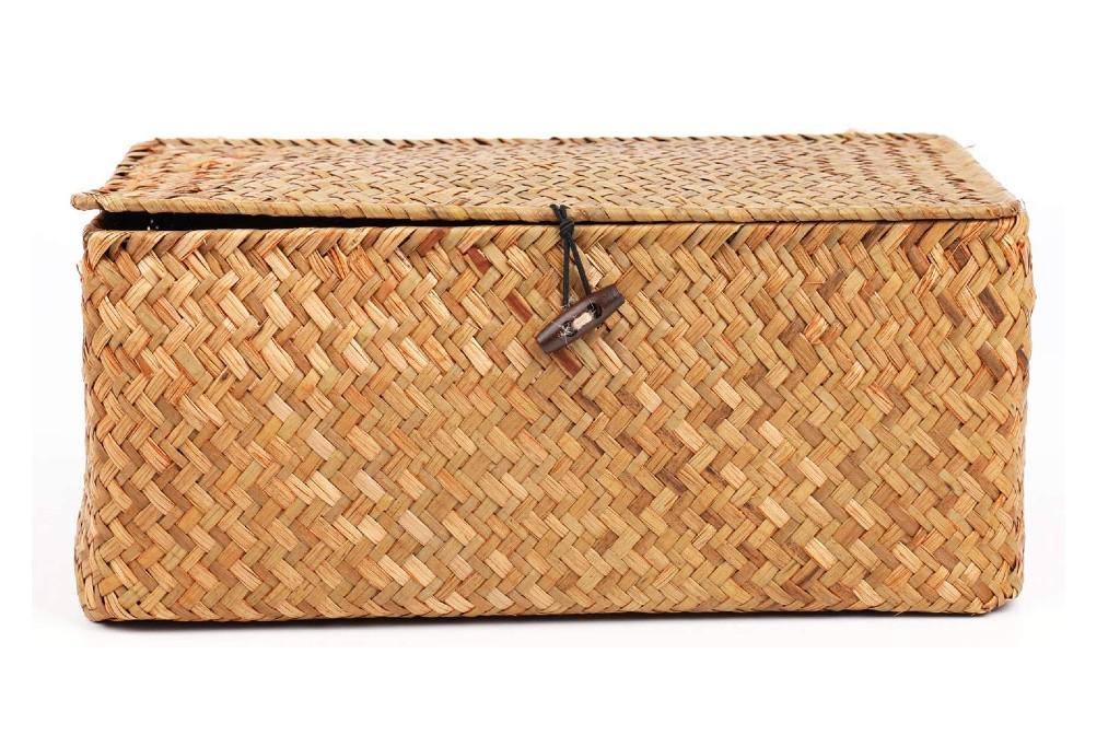 Yesland Rattan Storage Basket