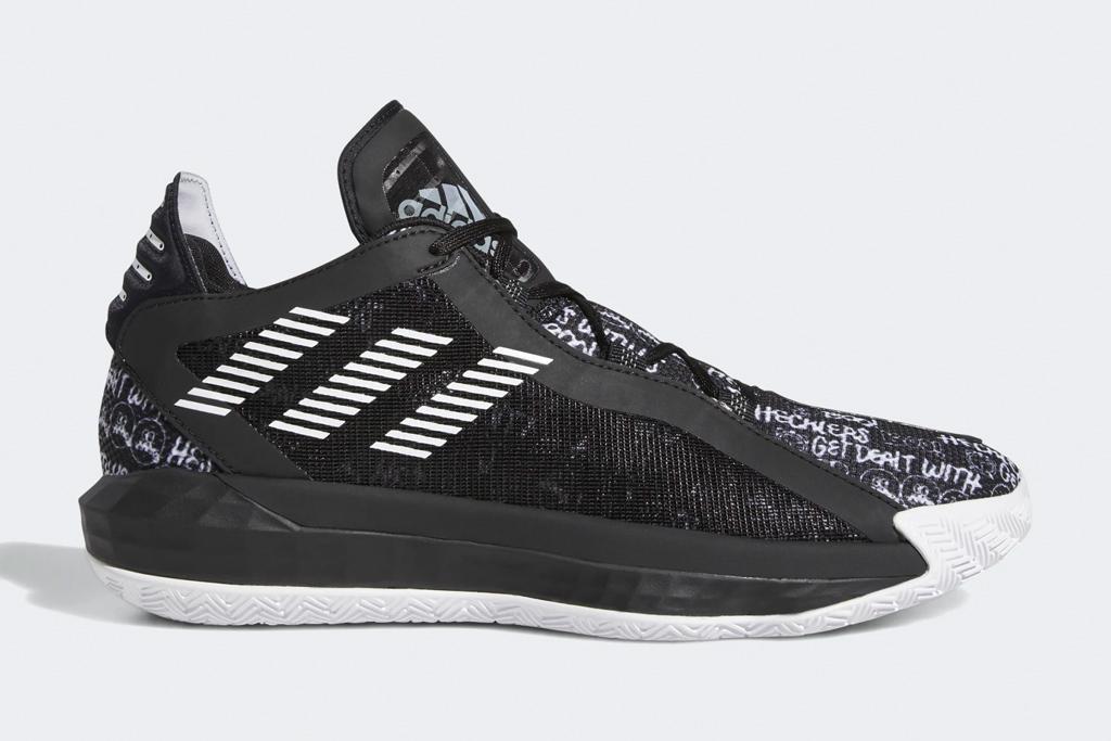 Damian Lillard's Adidas Dame 6 Sneakers
