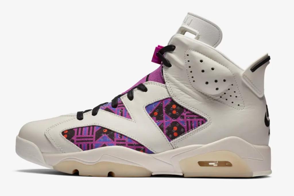 air jordan, quai 54, air jordan 6, sneakers, high
