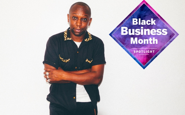 Andrew Thompson Fable Footworks Black Business Month