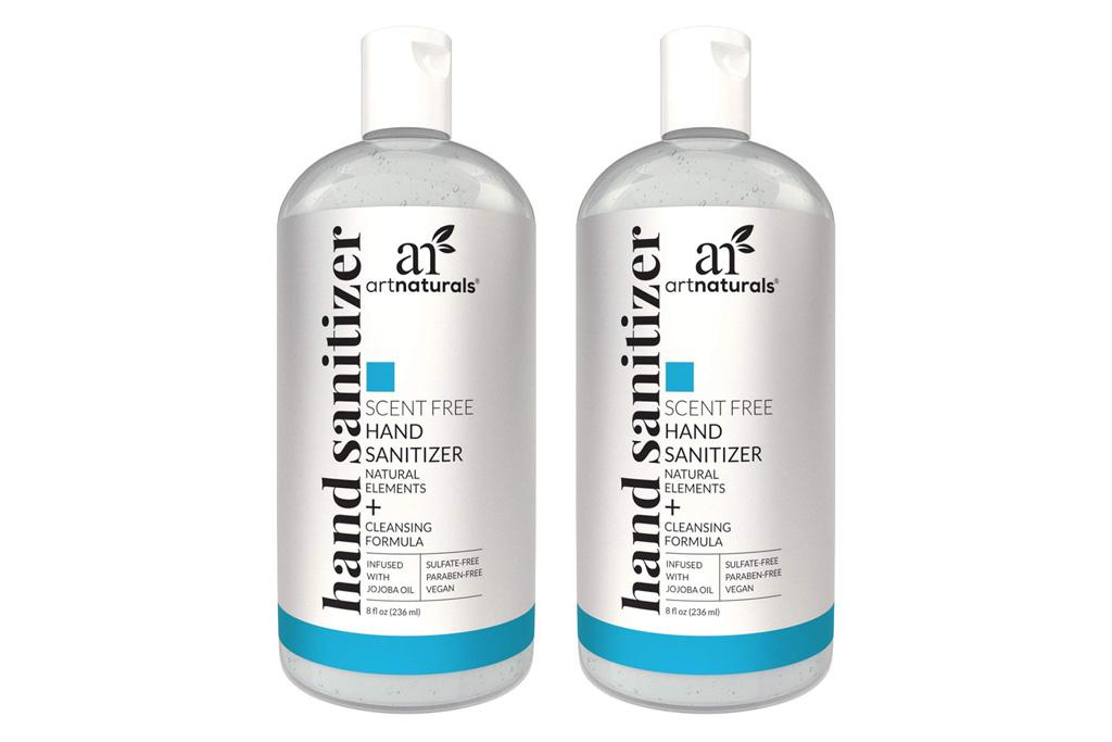 hand sanitizer, sale, amazon, shop, artnaturals