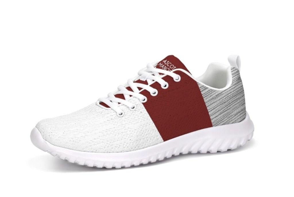 ascot manor, Women's A.M C-20 Manor Sneaker (Off-Court), off-court tennis shoes