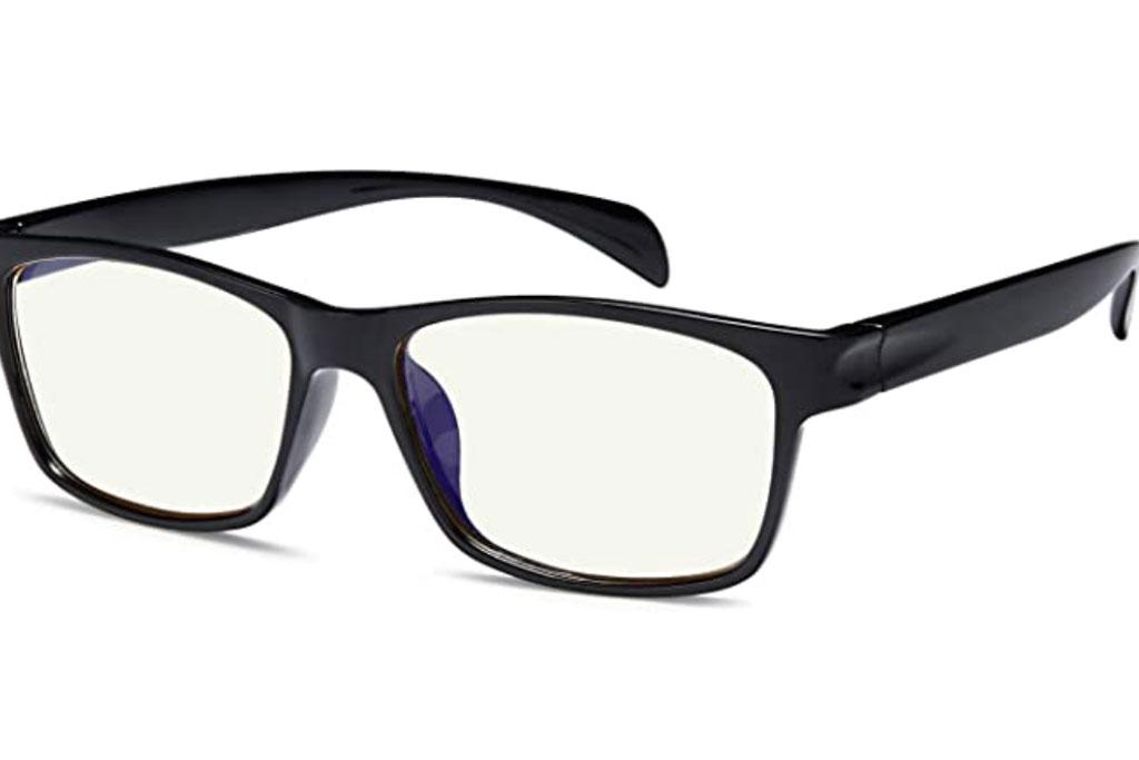 Gamma Ray Blue, Light Blocking Glasses Amber Tint Anti Glare, UV Digital, Eyestrain
