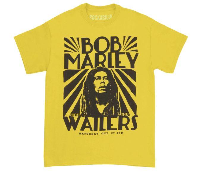 bob marley, bob marley t-shirt, zoe kravitz, zoe kravitz style
