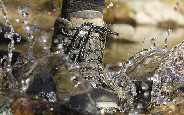 waterproof leather boot spray