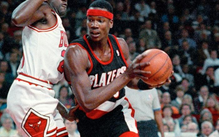 Cliff Robinson NBA