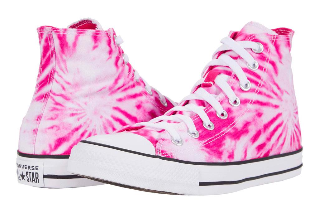 converse, sale, zappos, shop, shoes, sneakers, tie dye