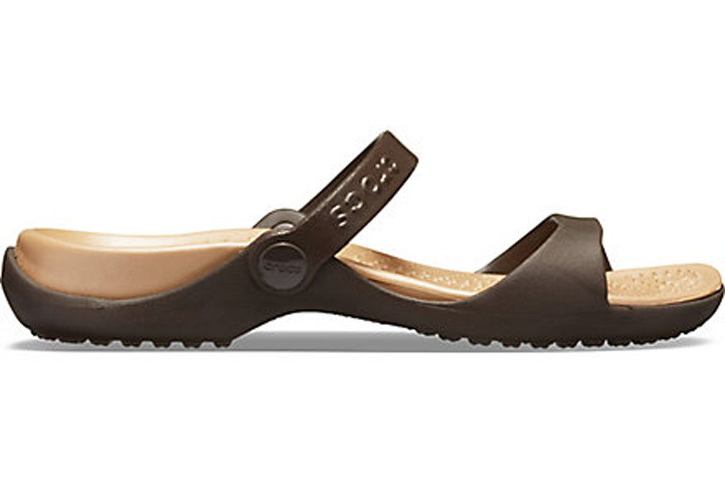 crocs, crocs sandal, women's cleo sandal