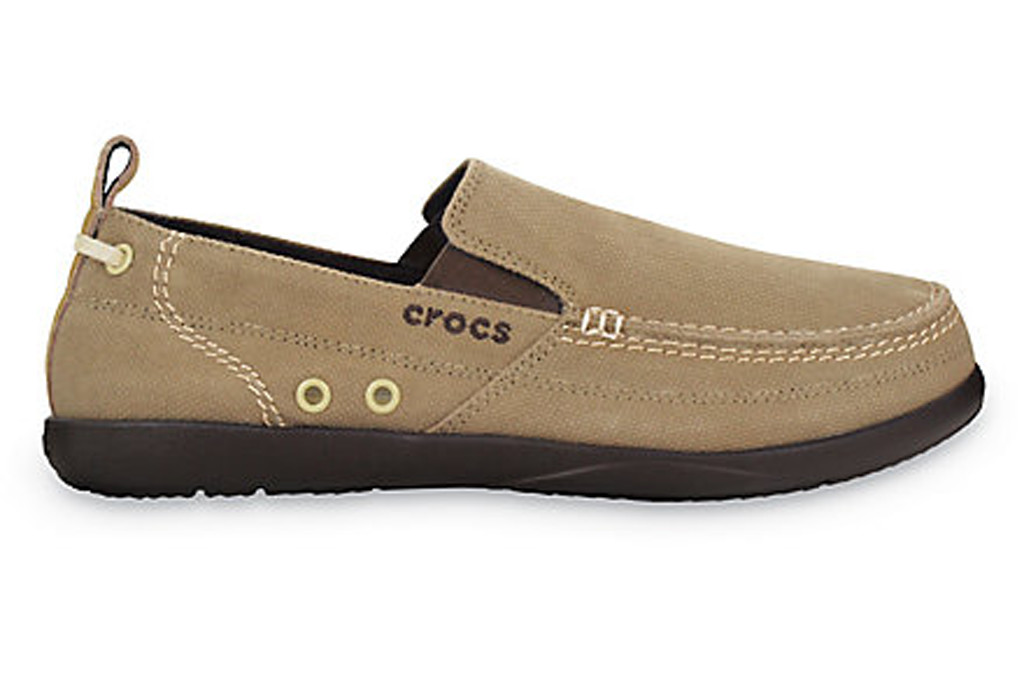 crocs, mens walu slip on, crocs sale
