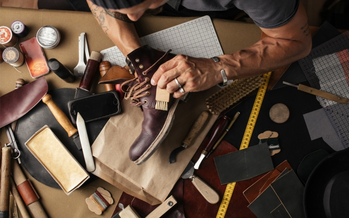 custom shoes, shoe maker