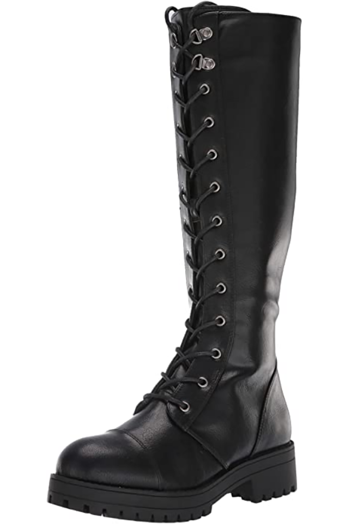 Dirty Laundry Vandal combat boots