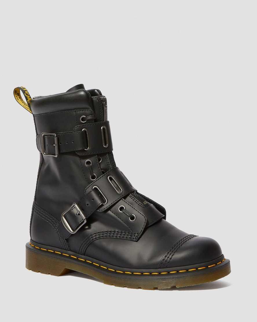 dr. martens, combat boots