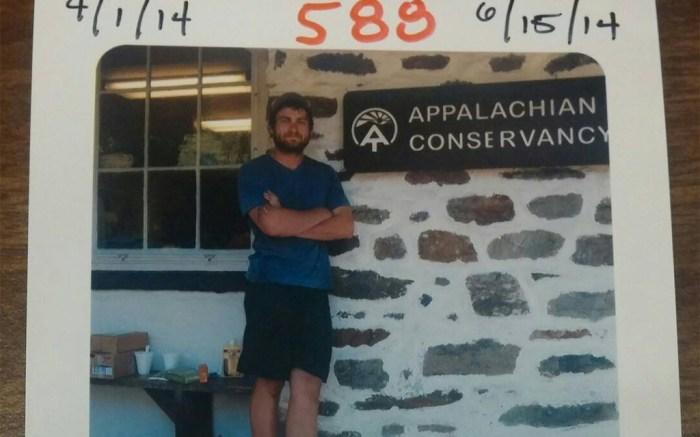 Mount Inspiration Evans Prater Appalachian Trail