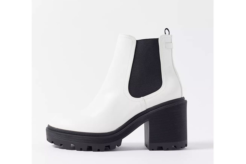 uo boot, fall 20 boots, white chunky boots