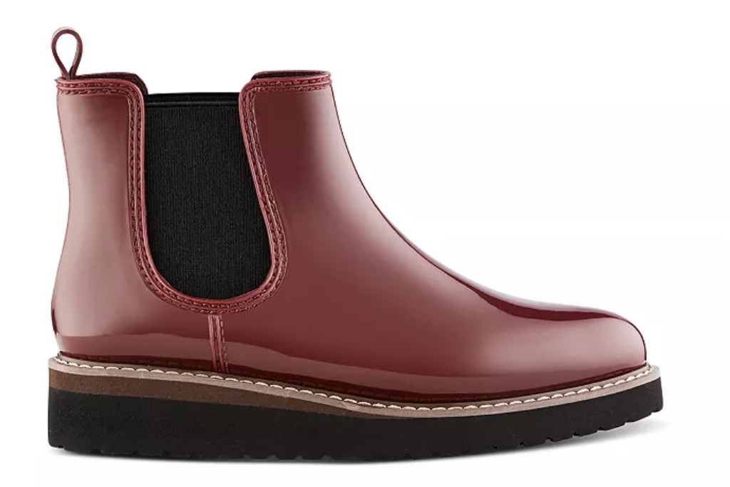 rubber boots, fall 20 trends, ankle rain boots