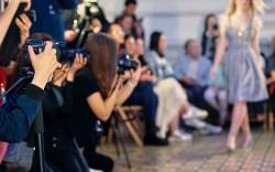 A fashion show