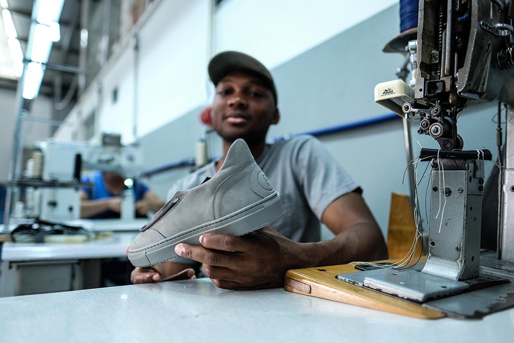 Dami Adepoju Fini Shoes