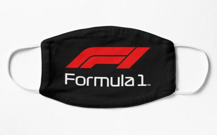 formula 1, f1, face mask, mask, gaiter, neck gaiter