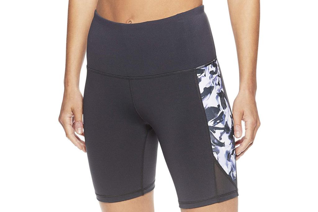 yoga shorts, best yoga shorts for women, biker shorts, shorts, amazon, gaiam