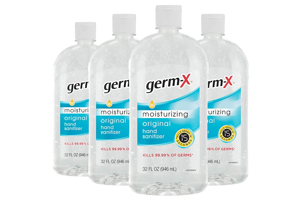 hand sanitizer, sale, amazon, shop, germx