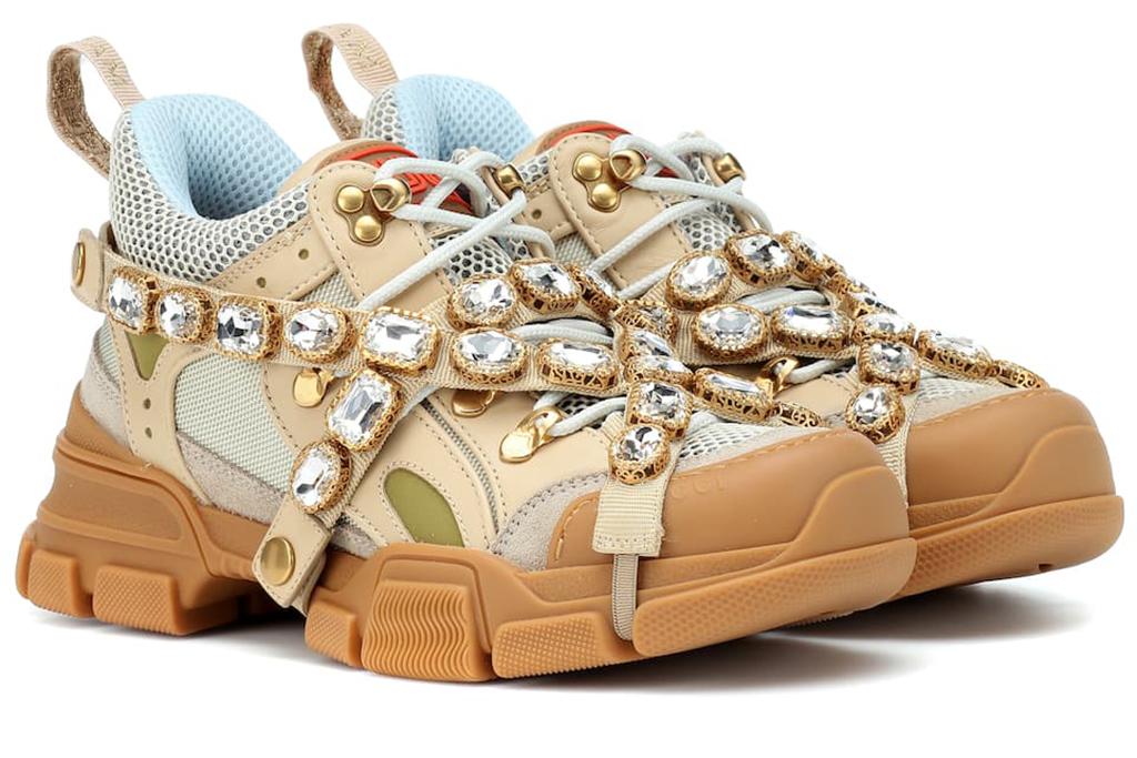gucci flashtrek sneakers