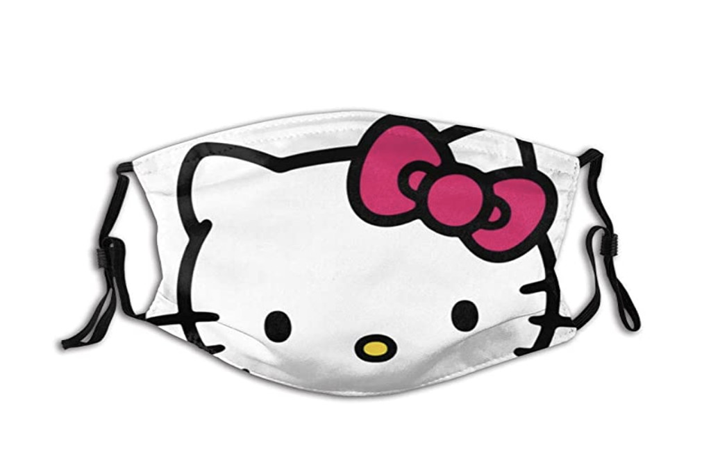 These Hello Kitty Face Masks Are Perfect for the Whole Family