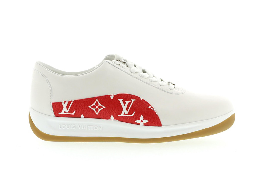 supreme x louis vuitton, most popular louis vuitton sneakers, lv sneakers