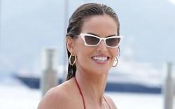 izabel goulart, style, bathing suit, bikini,