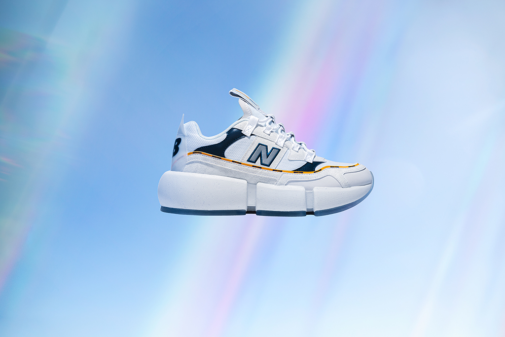 "New Balance NB for Jaden Smith Vision Racer ""Wavy White"""