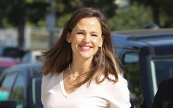 Jennifer Garner is seen in Los