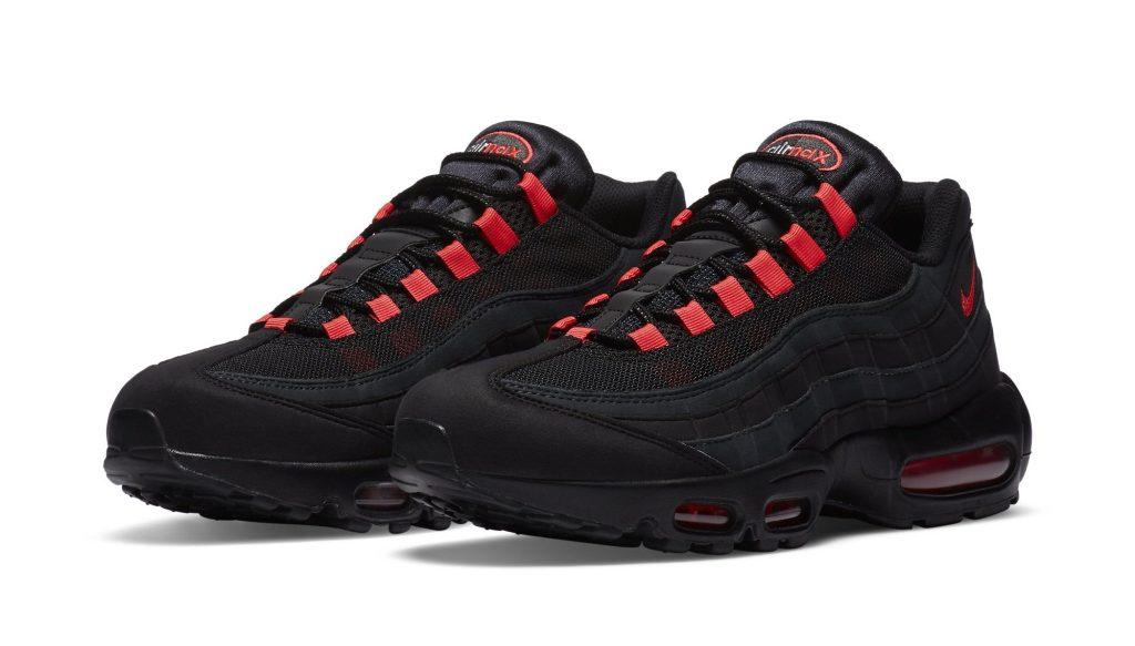 Nike Air Max 95 'Laser Crimson'