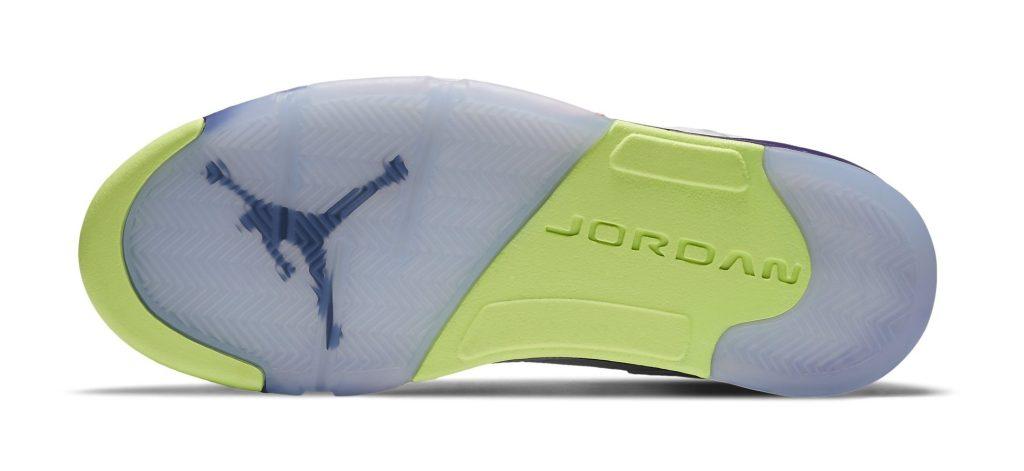 Air Jordan 5 Retro 'Ghost Green'