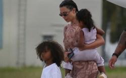 Kim Kardashian, kids , family