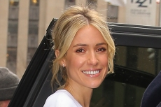 Kristin Cavallari Nails the New Western Boot Trend In a Tank Top & Midi Skirt