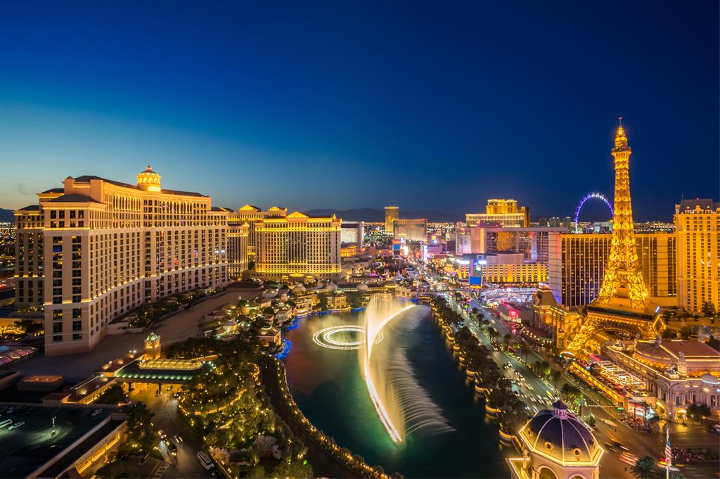 Las Vegas Nevada The Strip