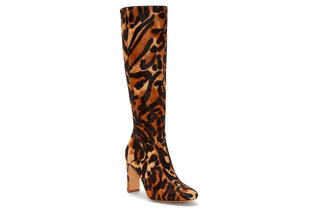 louise et cie, cheetah boots