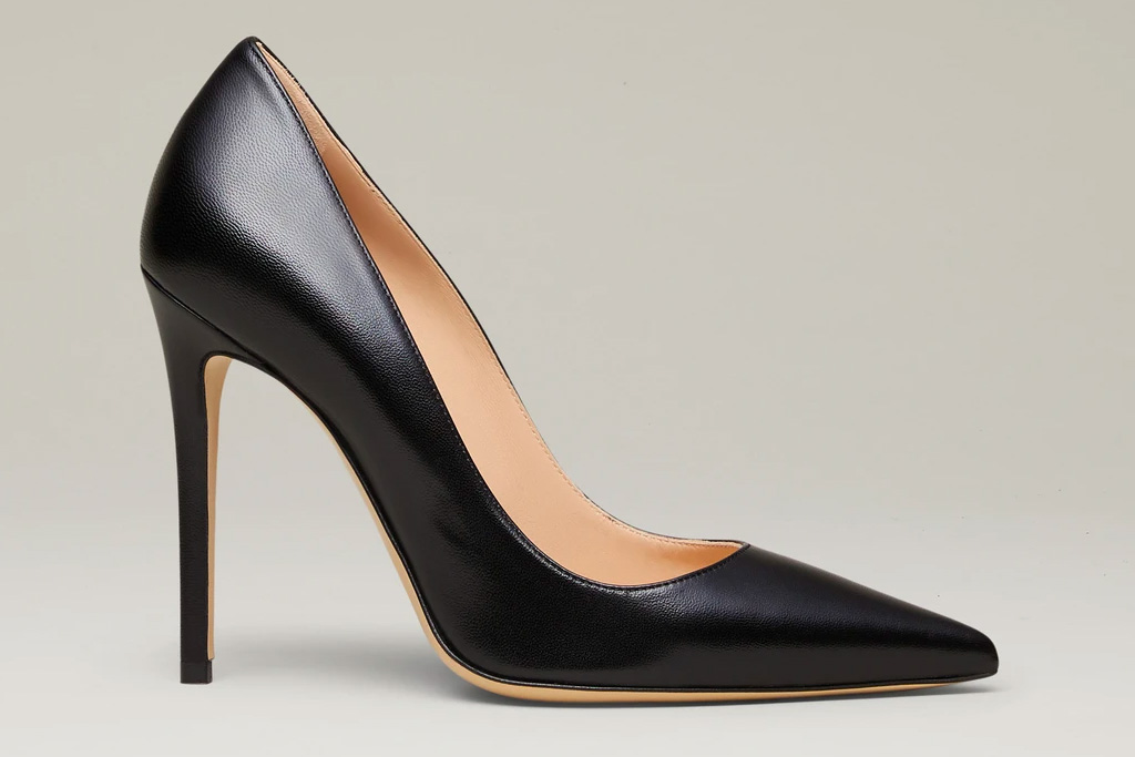 m, gemi pumps, black